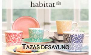 Tazas desayuno Habitat